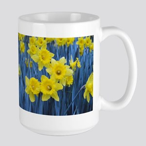 Daffodil Invasion Mugs